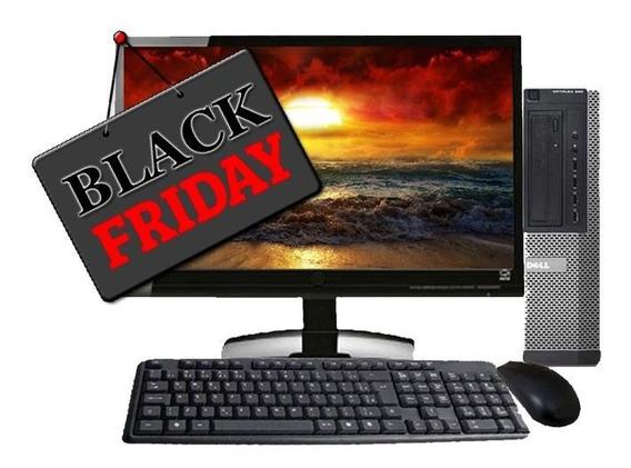 Computador Pc Dell 990 I7 2°8gb Hd500gb+monitor Black Friday