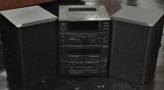 Parlantes Potencia Sony Fhb170 80rms 3vías 6ohm