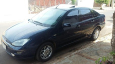 Focus Sedan Ghia Top Completo + Teto + Nf Fabrica + Manual