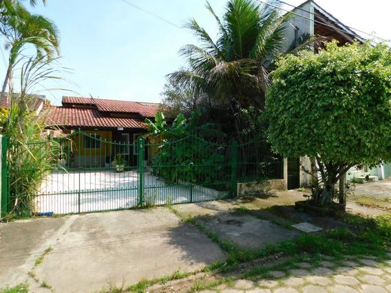Casa Com Edícula Para Locação Definitiva Em Peruíbe.