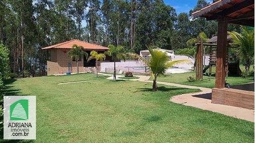 Venda Chacra De Lazer Casa Área De Lazer Piscina Valor De Ocasião - 5810