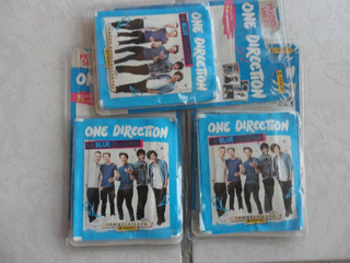 10 Paquetes De Estampas One Direction Panini 50 Estampas