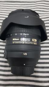 Lente Nikon 24-120 Nano Crystal Full Frame