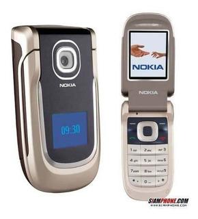 Celular Nokia 2760 Desbloqueado Cor Preto Com Prata