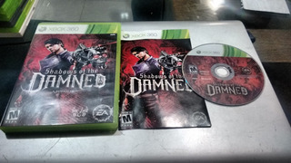 Shadow Of The Damned Completo Para Xbox 360,excelente Titulo