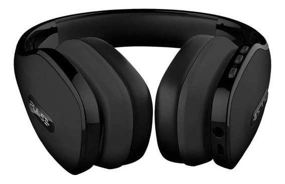 Fone De Ouvido Pulse Headphone Bluetooth Preto Ph150