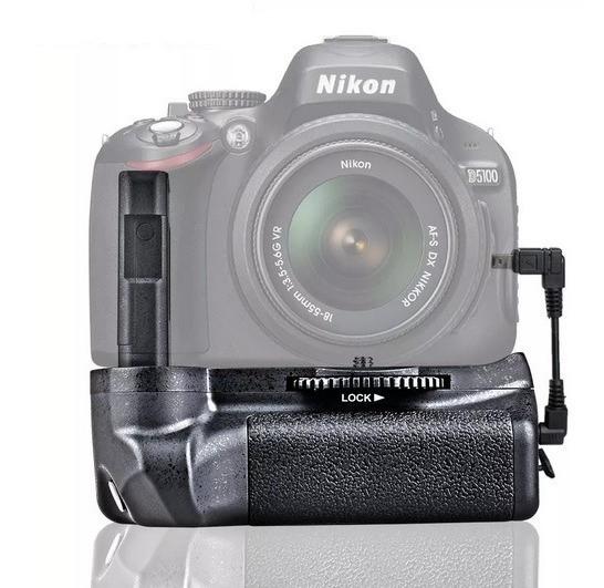 Battery Grip Nikon D5300 D5200 D5100 Bg-2g Frete Grátis