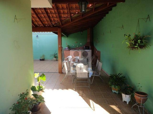 Casa Com 5 Dormitórios À Venda, 280 M² Por R$ 450.000 - Parque Residencial Cândido Portinari - Ribeirão Preto/sp - Ca0933
