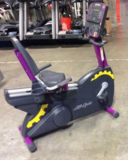 Bicicleta Reclinable Life Fitness Integriry 1 Año Garantía