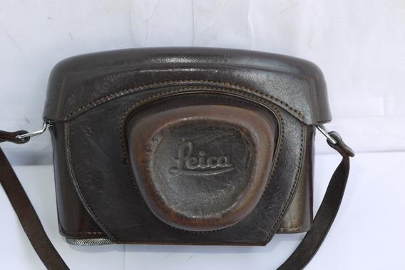 Leica M3 Case Bolsa Couro Original Germany