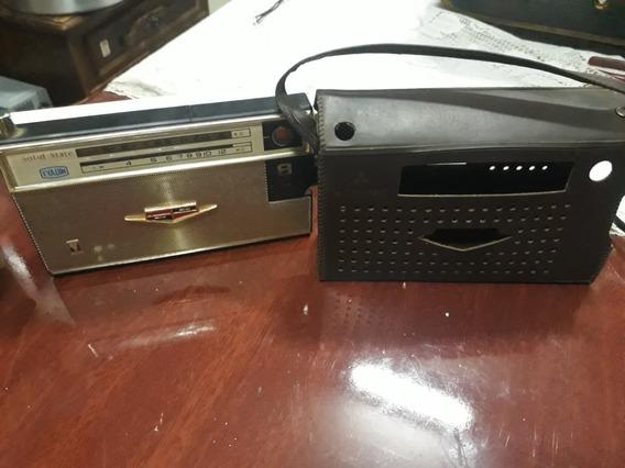Rádio Portátil Evadin Modelo 02