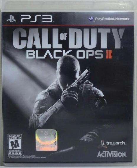 Jogo De Ps3 Call Of Duty Black Ops 2 Mídia Física