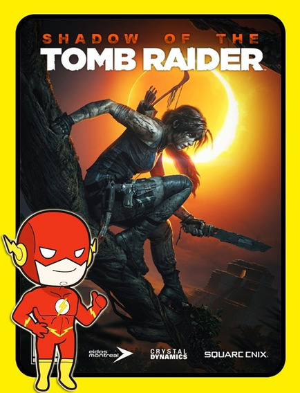 Shadow Of The Tomb Raider Pc - Steam Key (envio Flash)