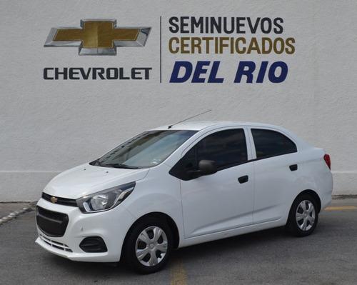 Imagen 1 de 15 de Chevrolet Beat Nb Lt 2020 Blanco