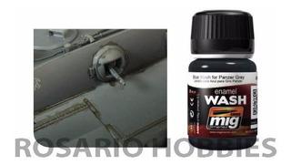 Ammo Mig 1006 Blue Wash For Panzer Grey 35ml