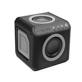 Caixa De Som Bluetooth Rio 20w Audiocube Portátil Pwc-audbl