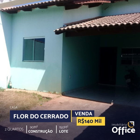Casa Térrea Com 2 Quartos - Off322-v
