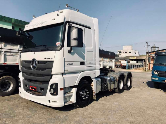 Mercedes Benz+randon Actros 2651