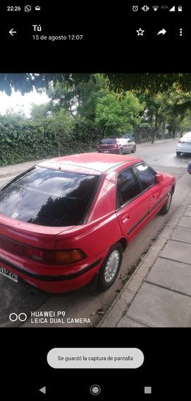 Mazda 323 1.6 Hatchback At 1992