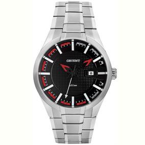 Relógio Orient Mbss1227 Pvsx Prata Original