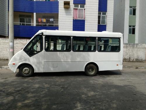 Microônibus Iveco 5912 Refam Attuale 1