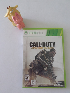 Call Of Duty Advanced Warfare Xbox 360 Garantizado