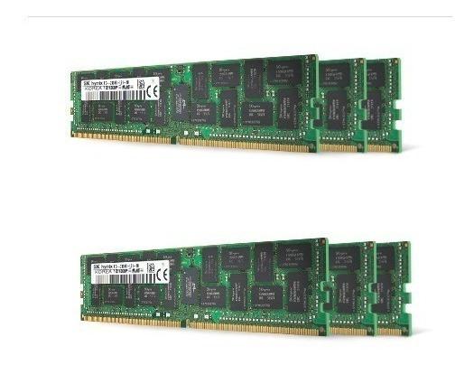 Hynix Memoria 32gb Ecc Reg Ddr4 2400mhz Hma84gr7mfr4n-uh Oem