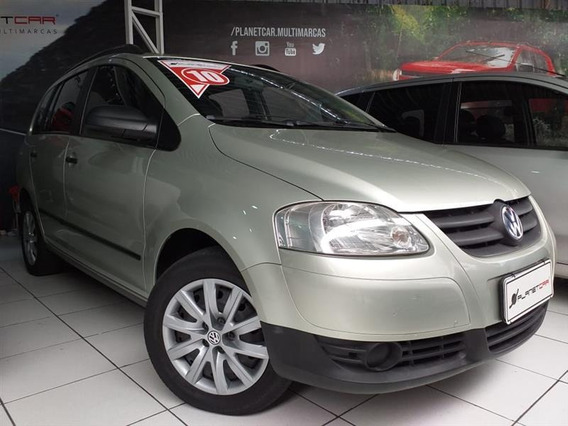 Volkswagen Spacefox 1.6 Mi 8v Flex 4p Manual 2009/2010