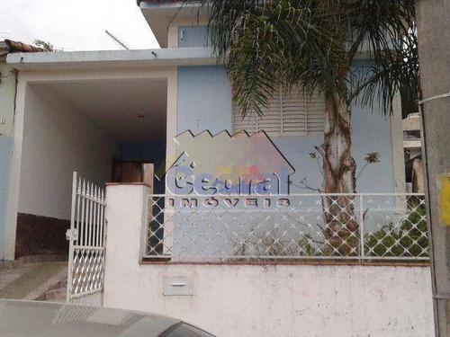 Casa À Venda, 175 M² Por R$ 477.000,00 - Alto Ipiranga - Mogi Das Cruzes/sp - Ca0193