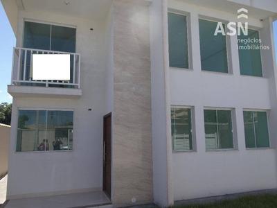 Duplex Alto Padrão, 4 Quartos. Terreno Inteiro, Excelente Localização - Ca0142
