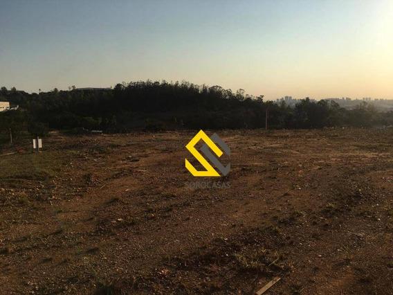 Terreno À Venda, 462 M² Por R$ 230.000 - Sunlake Spa Residencial - Sorocaba/sp - Te0919
