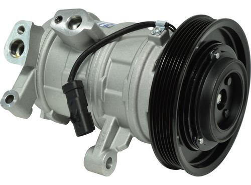 Imagen 1 de 3 de Compresor De A/c Dodge Ram 2500 St 2008 4.7l Uac