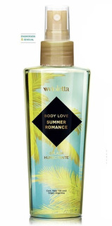 Violetta Fabiani Body Love Summer Romance Splash Humectante