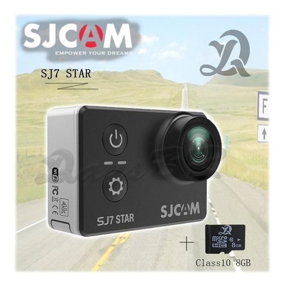 Camera Sjcam Sj7 Star 4k Wifi 16mp Original