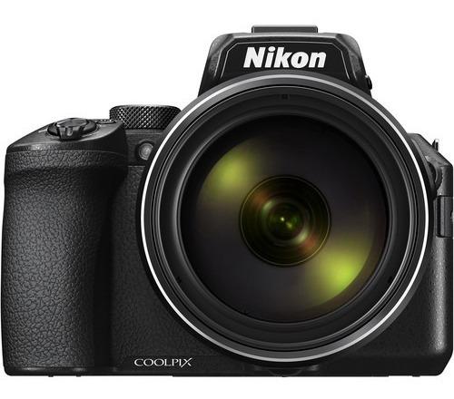 Câmera Nikon Coolpix P950 Zoom 83x Uhd 4k30 12x S/juros