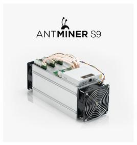 Antminer S9i Bitmain - Pronta Entrega 14 Ths Com Fonte