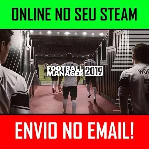 Fm 2019 Football Manager 2019 Fm 19 Online Na Sua Steam