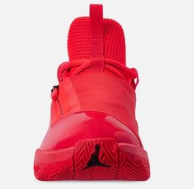 Tenis Nike Jumpman Rojo Sports Basquetball Red