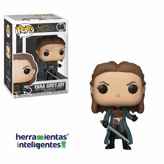 Yara Greyjoy Funko Pop Game Of Thrrones Tv Serie