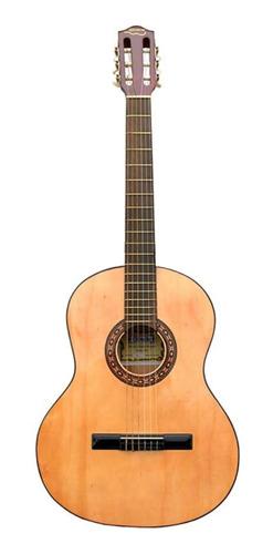 Imagen 1 de 3 de Guitarra criolla clásica Gracia M2  natural