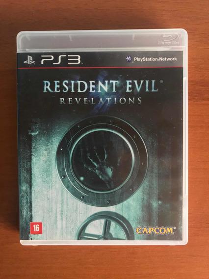 Resident Evil Revelations 1 - Ps3