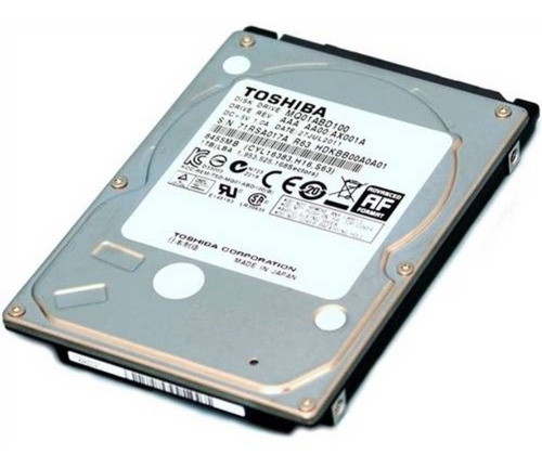 Hd 1tb Sata Notebook 2.5 5400rpm 1 Tera 1000gb 9.5mm