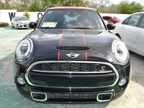 Mini Cooper S Hot Chili At 2016