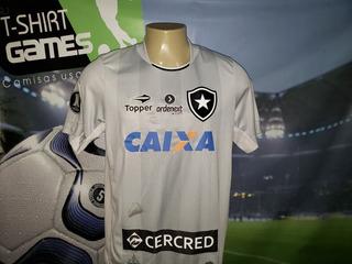 Camisa Do Botafogo Usada Na Libertadores 2017 !!