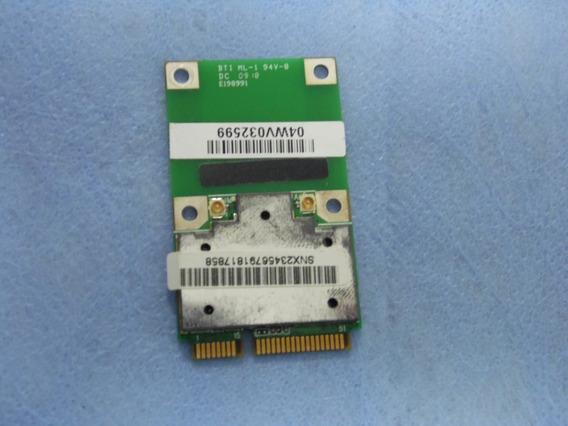 Placa Wireless Wifi Philco Phn 14153b Rosa