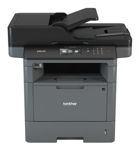 Impressora Multifuncional Laser Mono Dcp-5652dn Brother 110v