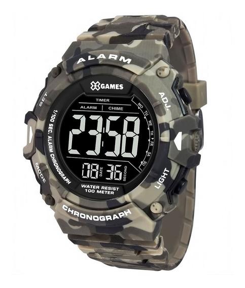 Relógio Masculino Xgames Digital Xmppd488 Pxep