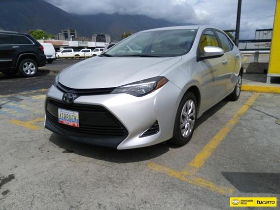 Toyota Corolla Le-secuencial