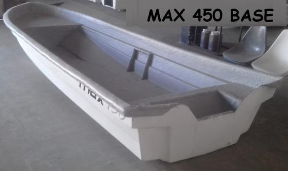 Max 450 Base Hab A Remo No Matrículable