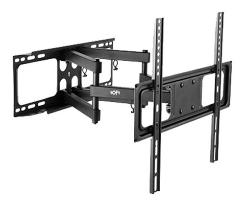 """Imagen 1 de 2 de Soporte IOFI SP-47 de pared para TV/Monitor de 75""""  negro"""